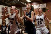 Gallery: Girls Basketball Bellarmine @ South Kitsap